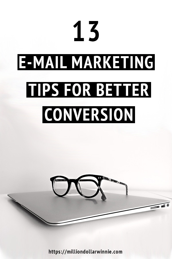 13 Email Marketing Tips for Affiliate Marketing