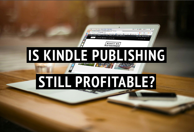 make money with kindle publishing
