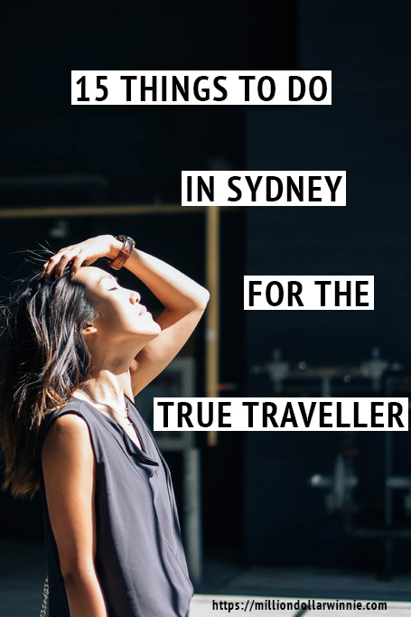 non touristy things to do in Sydney