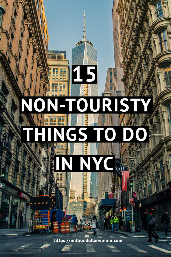 non touristy things to do in New York city