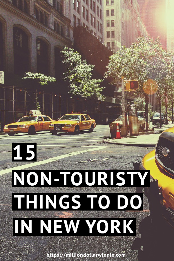 15 non touristy things to do in New York