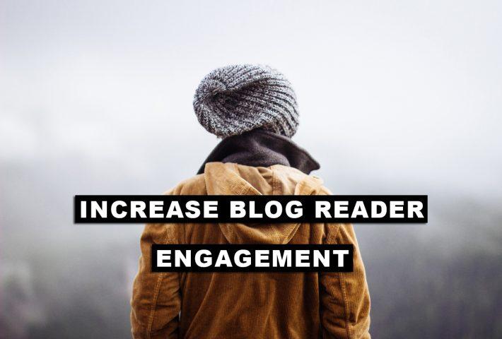 blog reader engagement fro google analytics