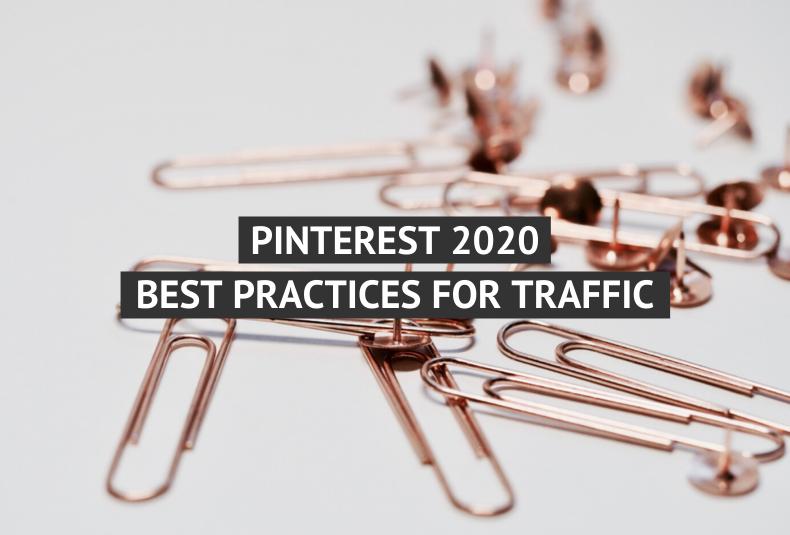 Pinterest Best Practices for 2020